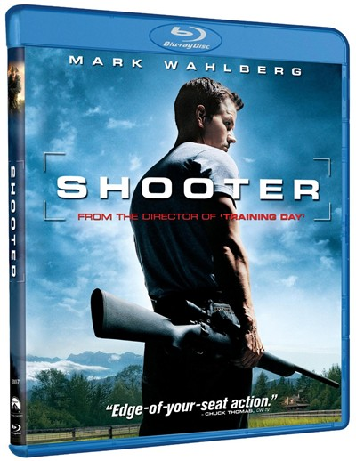 image for Shooter [Blu-ray]