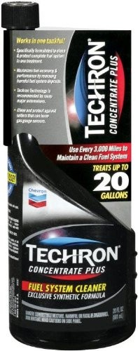 image for Chevron 65740 Techron Concentrate Plus Fuel System Cleaner - 20 oz.