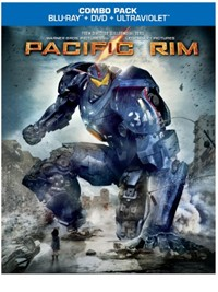 image for Pacific Rim (Blu-ray+DVD+UltraViolet Combo Pack)