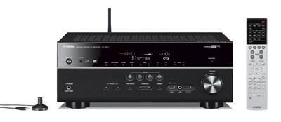 image for Yamaha RX-V677 7.2-channel Wi-Fi Network AV Receiver with AirPlay