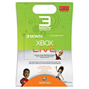 image for Xbox 360 Live 3-Month Gold Subscription Card