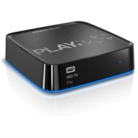 image for WD TV Play Media Player (WDBMBA0000NBK-HESN)
