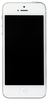 image for Apple iPhone 5 16GB (White) - AT&T (Used, Like New from Amazon Warehouse)