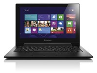 image for Lenovo IdeaPad S210 59387503 11.6-Inch Touchscreen Laptop (Black)