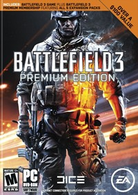 image for Battlefield 3: Premium Edition [Online Game Code]