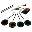 image for Official Rock Band Portable Drum Kit for Xbox 360 by Mad Catz
