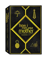 image for How I Met Your Mother: The Complete Series
