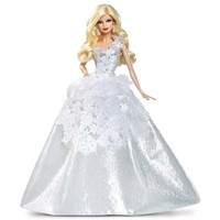 image for Barbie Collector 2013 Holiday Doll