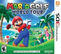 image for Mario Golf: World Tour - Nintendo 3DS