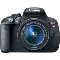 image for Canon EOS Rebel T5i Digital SLR with 18-55mm STM Lens, 32GB, Printer Bundle + $350 MIR