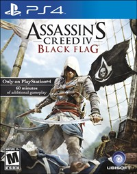 image for Assassin's Creed IV: Black Flag - Wal-Mart Exclusive (PS4)