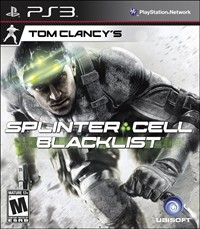 image for Tom Clancy's Splinter Cell Blacklist - Playstation 3