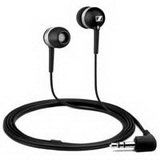 image for Sennheiser Electronic CX 300 High-Quality Stereo Ear-Canal Headphones - Black