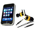 "image for V-Touch 8GB MP3/MP4 2.8"" Touch Screen - 2MP Camera - Expandable MiniSD w/ Free High Quality Earbuds - KIT-VL875+SSB"