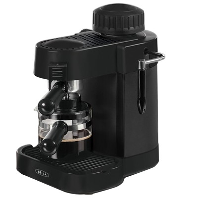 image for BELLA 13683 Espresso Maker, Black