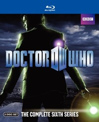 image for Doctor Who: The Complete Sixth Series [Blu-ray]
