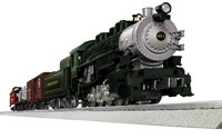 image for Lionel Pennsylvania Flyer O-Gauge Remote Train Set