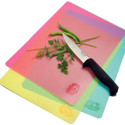 image for Norpro Cut-N-Slice Flexible Cutting Boards, Set of 3