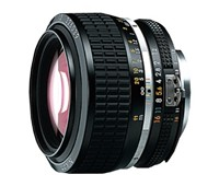 image for Nikon 50mm f/1.2 Nikkor AI-S Manual Focus Lens for Nikon Digital SLR Cameras