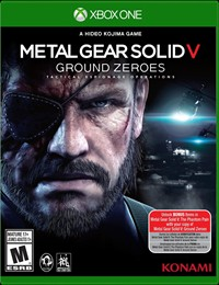 image for Metal Gear Solid V: Ground Zeroes - Xbox One Standard Edition
