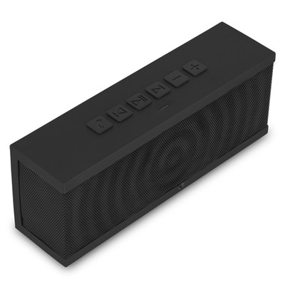 image for SoundBlock Ultra Portable Wireless Bluetooth Speaker 3.0 with Built in Speakerphone and 10 hour Rechargeable Battery - Black