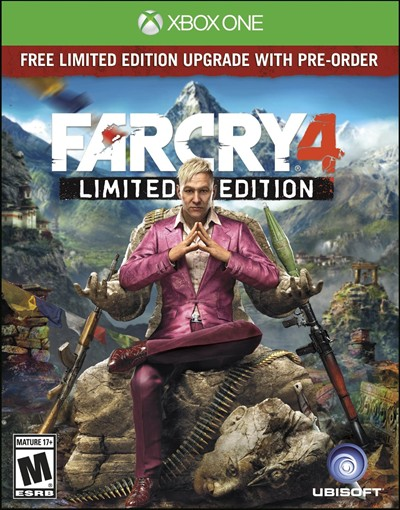 image for Far Cry 4 - Xbox One