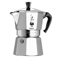 image for Bialetti 6800 Moka Express 6-Cup Stovetop Espresso Maker