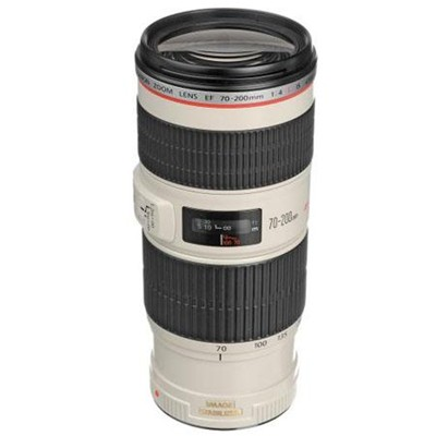 image for Canon EF 70-200mm f/4L IS USM Autofocus Telephoto Zoom Lens, USA
