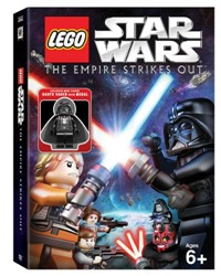 image for LEGO Star Wars: The Empire Strikes Out (Exclusive Minifigure DARTH VADER with Medal)