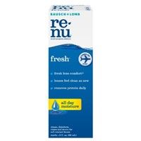 image for Renu Fresh Multi-Purpose Contact Lens Solution, (Pack Of 6)