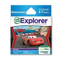 image for LeapFrog Learning Game Disney-Pixar Cars 2 (works with LeapPad Tablets, Leapster GS and Leapster Explorer)