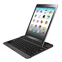 image for SHARKK® iPad Air Bluetooth Keyboard Aluminum Wireless Keyboard Case for iPad Air iPad 5