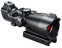 image for Bushnell AR Optics 1x MP Illuminated Red/Green T-Dot Reticle Riflescope, 1x32mm