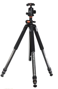 image for Vanguard Alta Pro 283CT Carbon Fiber Tripod with SBH-100 Ball Head