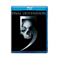 image for Final Destination 5 - (2 Disc) (Digital Copy) - Blu-ray Disc 2011