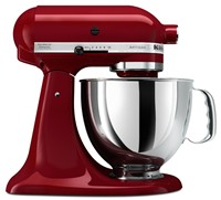 image for KitchenAid KSM150PSGC Artisan Series 5-Quart Stand Mixer, Gloss Cinnamon