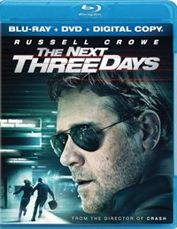 image for The Next Three Days (Two-Disc Blu-ray/DVD Combo + Digital Copy)