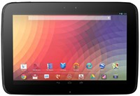 "image for NEW Google Samsung Nexus 10 GT-P8110 10"" 32 GB Android 4.0 Wi-Fi Tablet - Black"