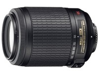 image for Nikon 55-200mm f/4-5.6G ED-IF AF-S DX VR Vibration Reduction Lens F/DSLR Cameras - Refurbished by Nikon U.S.A.