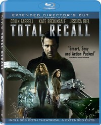 image for Total Recall (Three Discs: Blu-ray / DVD + UltraViolet Digital Copy)