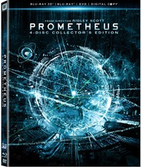 image for Prometheus (Blu-ray 3D/ Blu-ray/ DVD/ Digital Copy)