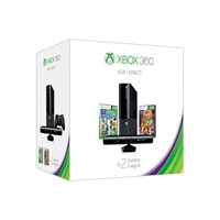 image for Xbox 360 E 4GB Kinect Holiday Value Bundle