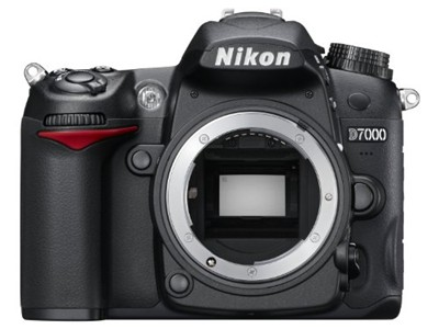 image for Nikon D7000 16.2 MP Digital SLR Camera (Body Only) - 25468 - Reconditioned
