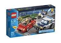 image for LEGO City Police High Speed Chase 60007