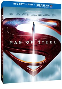 image for Man of Steel (Blu-ray+DVD+UltraViolet Combo Pack)