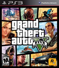 image for Grand Theft Auto V - PS3 [Digital Code]