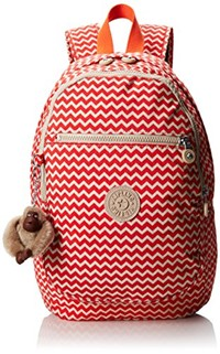 image for Kipling Luggage Challenger II Print Backpack, Chevron Print, One Size