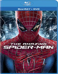image for The Amazing Spider-Man (Three-Disc Combo: Blu-ray / DVD + UltraViolet Digital Copy)