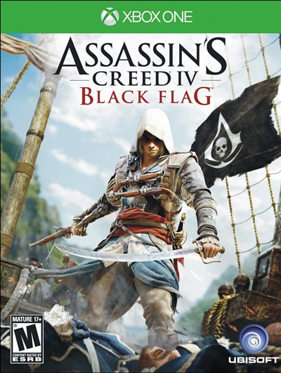 image for Assassin's Creed IV: Black Flag (Xbox One)