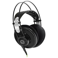 image for AKG Q 701 Quincy Jones Signature Reference-Class Premium Headphones - Black